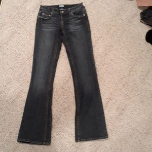 Womens cache jeans